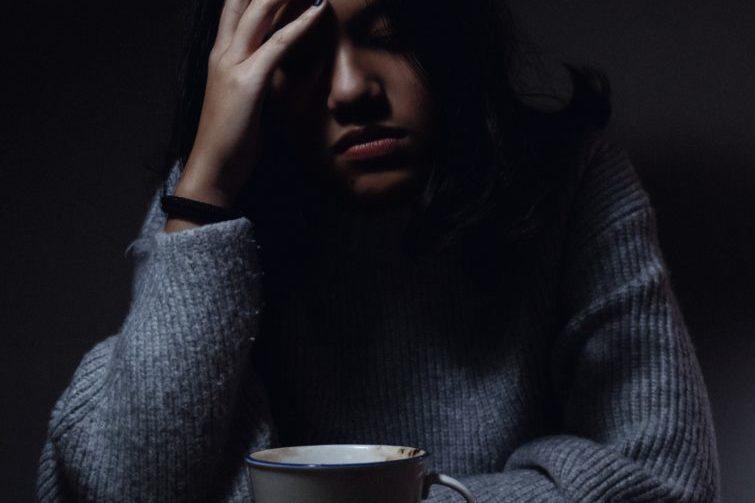 Person with Headache