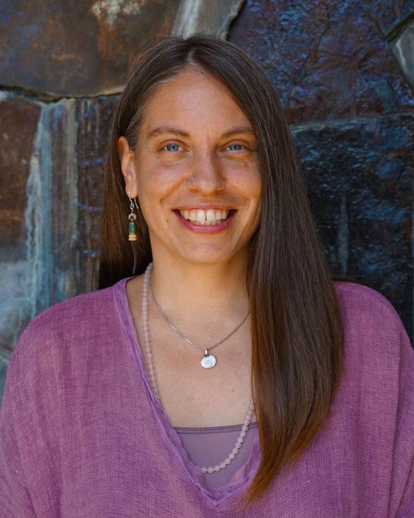 Laura Allmacher, Registered Nurse and Licensed Acupuncturist