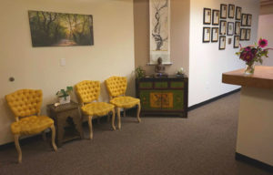 Heart Spring Health Reception Area