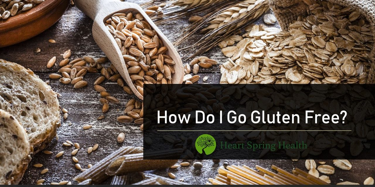 Gluten containing grains