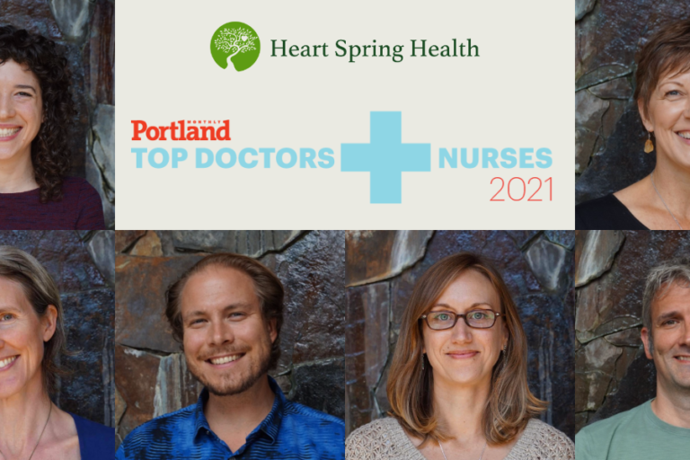 2021 Portland Monthly Top Doctors