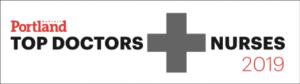 Portland Top Docs 2019 Logo